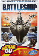 HASBRO GAMING BATTLESHIP grab and go FI, B0995179 B09951790