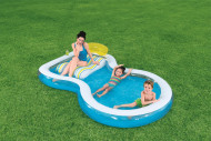 BESTWAY pripučiamas baseinas Staycation 2.79mx2.34mx48cm, 54168 54168