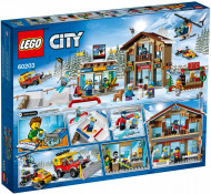 60203 LEGO® City Ski Resort 60203