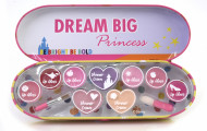 MARKWINS PRINCESS kosmetikos rinkinys Adventure Lip & Face Tin, 1580147E 1580147E