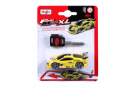 MAISTO DIE CAST automodelis Burning Key Car, 15358 15358