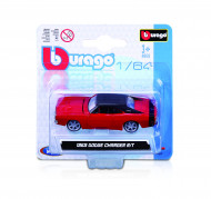 BBURAGO 1/64 automodelis Vehicles, asort., 18-59000 18-59000