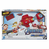 AVENGERS šaudyklė Power Moves Role Play Iron Man, E7376EU4 E7376EU4