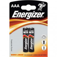 ENERGIZER baterijos LR3 AAA, blister*2