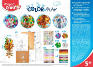 MAPED CREATIV Color&Play 4 Seasons Tree kūrybinis rinkinys, 0237 0237