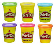 PLAY DOH plastilinas Single Can, asort, B6756EU4 B6756EU4