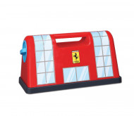 BB JUNIOR automobilis Ferrari Roll-Away Raceway, 16-88806 16-88806