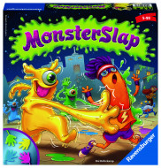 RAVENSBURGER stalo žaidimas Monster Slap, 21428 21428