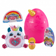 RAINBOCORNS pliušinis žaislas Sparkle Heart Surprise, serija 1, asort., 9204SQ1 9204SQ1