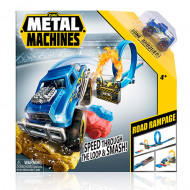METAL MASHINES automobilio rinkinys, Playset-S1 Road Rampage, 6701 6701