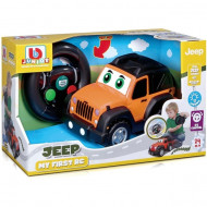 BB JUNIOR valdomas automobilis Jeep My First RC, 16-92002 16-92002