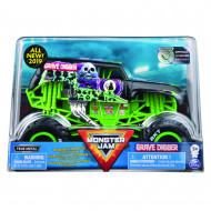 MONSTER JAM visureigis 1:24 Collector Die Cast, asort., 6044869 6044869