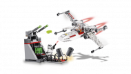 75235 LEGO® Star Wars™ X-Wing Starfighter Trench Run 75235