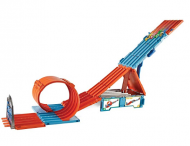 "HOT WHEELS Track Builder trasa ""Įnirtinga kova"", FTH77 FTH77"