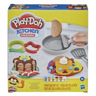 PLAY DOH rinkinys Flip and Pancakes, F12795L0 F12795L0