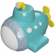 BB JUNIOR vonios žaislas Splash 'N Play Submarine Projector, 16-89001 16-89001