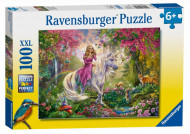 RAVENSBURGER dėlionė Magic Ride  100vnt, 10641 10641