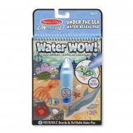 Water Wow! rinkinys Under the Sea, 19445 19445