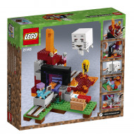 "21143 LEGO® Minecraft ""The Nether"" portalas 21143"