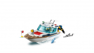 60221 LEGO® City Great Vehicles Nardymo jachta 60221