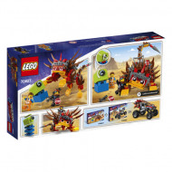 70827 LEGO® Movie 2 Ultrakatė ir karingoji Liusė! 70827