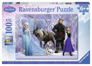 RAVENSBURGER dėlionė In the Realm of the Snow Queen, 100d., 105168 105168
