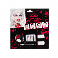 AMSCAN Halloween Make-Up Vampire Queen veido dažų rinkinys, 9901245 9901245