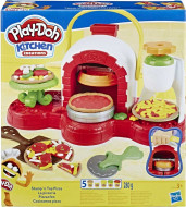 PLAY DOH rinkinys Spin N Top Pizza, E4576EU4 E4576EU4