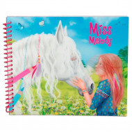 MISS MELODY knyga Dress Up your Horse, 8548 8548