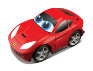 BB JUNIOR trasos rinkinys su automobiliu Ferrari Dash 'N Drive City, 16-88805 16-88805