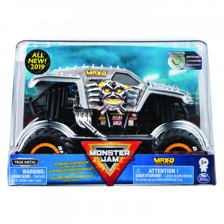 MONSTER JAM visureigis 1:24 Collector Die Cast, asort., 6044869/6056371 6044869