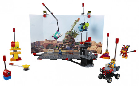 70820 LEGO® Movie kino studija 70820