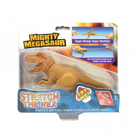 MEGASAUR MIGHTY dinozauras Stretch Trex, 16933 16933